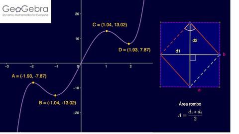 Experto en Matemáticas con Geogebra