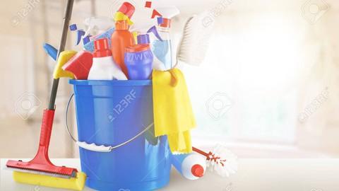 Fabricación y Comercialización de productos para la limpieza