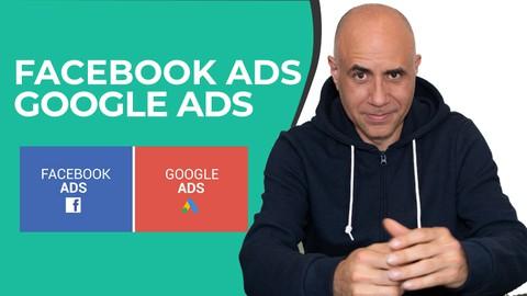 Facebook Ads y Google Ads: Curso de Campañas de Anuncios