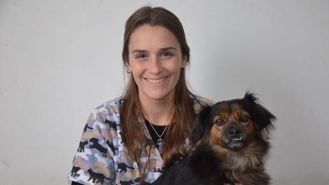 Fisioterapia Veterinaria : Masajes en pequeños animales