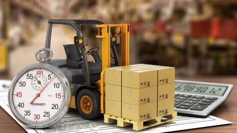 Formación logística y gestión de almacenes.