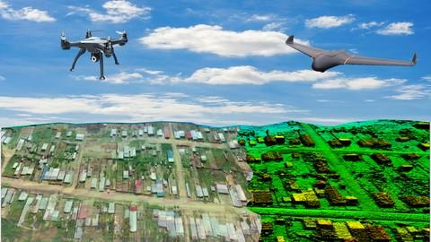 Fotogrametría con Drones: Planificación y procesamiento.