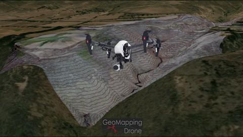 Fotogrametría Digital con Drones