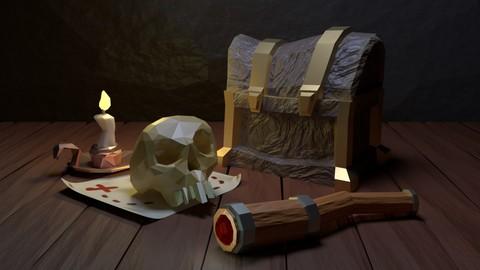 Fundamentos de la Creación 3D en Blender