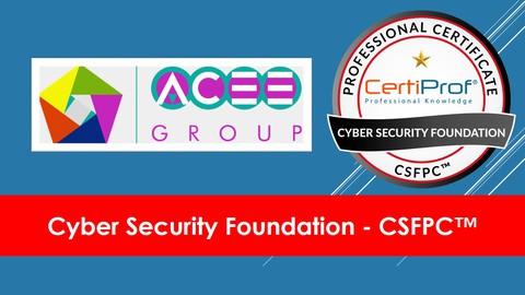 Fundamentos de Seguridad Cibernética (CSFPC) - Simulador