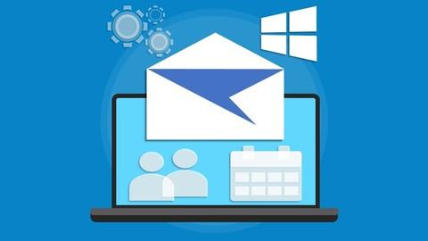 Gestión de Correos Contactos y Calendario en Windows 10
