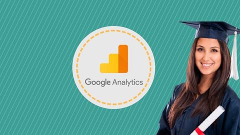 Google Analytics: Certificación en 2 días
