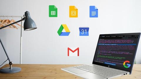Google Apps Script Desde Cero a Experto