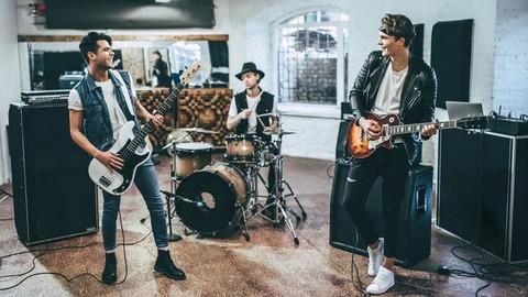 Graba tu canción rock en casa con GarageBand