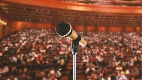Hablar en público de forma eficaz