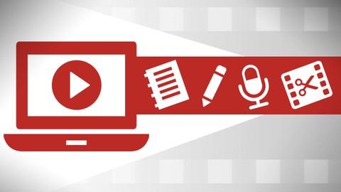 Haz tu video desde cero con material gratuito