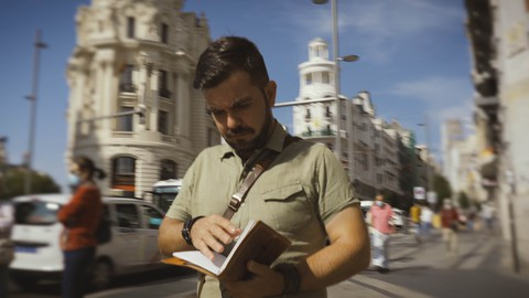 Historia de MADRID: ITINERARIOS [Miguel Zorita]