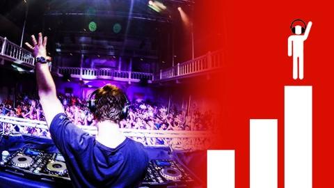 Impulsa tu carrera artística como DJ Productor musical
