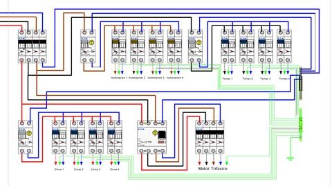 Instalaciones eléctricas en viviendas. Electricidad