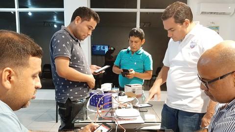 Instalador de Alarmas Inalambricas. Aprende a Instalar y configurar alarmas Inalámbricas Hivision y Chuango