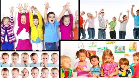 Interpretación del lenguaje corporal de niños y adolescentes