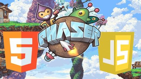 Introducción a desarrollo de videojuegos con Phaser
