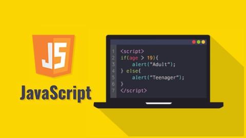 JavaScript Full- Curso desde Principiante hasta Profesional