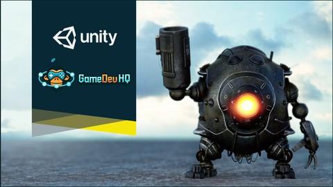 La guía definitiva del desarrollo de videojuegos con Unity