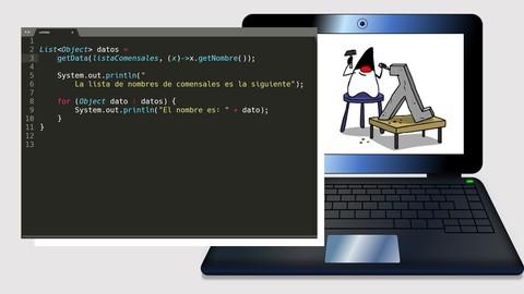 Lambdas y Streams en Java. Aprende programación funcional.