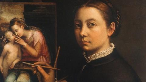 Las Artistas más Importantes en la Historia del Arte Parte I