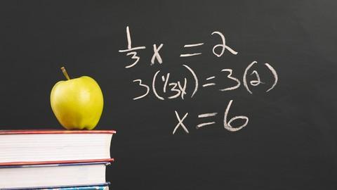 Álgebra fácil para principiantes: las bases del álgebra