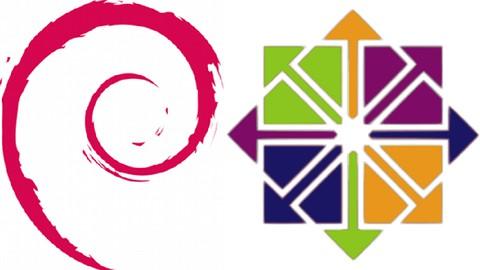 Linux Debian y CentOS a fondo