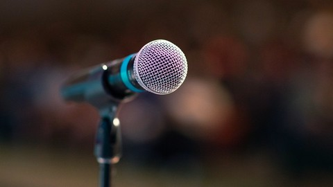 ¡Listos para hablar en público!