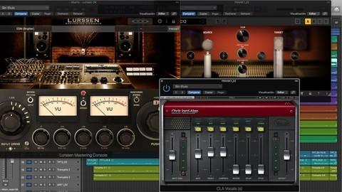 Logic Pro X el Curso completo con los secretos de Producción