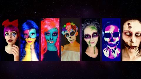 Maquillaje Artístico para Principiantes ¡Un nuevo hobby!