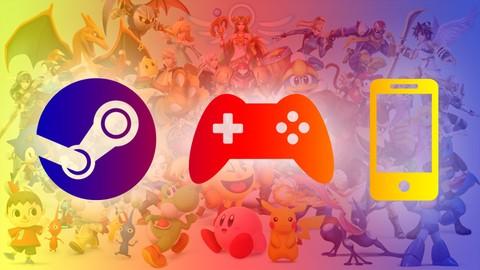 Marketing para lanzar juegos en Steam, Consolas y Móviles