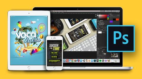 Master Diseño Digital con Adobe Photoshop CC 2019 + 30 horas