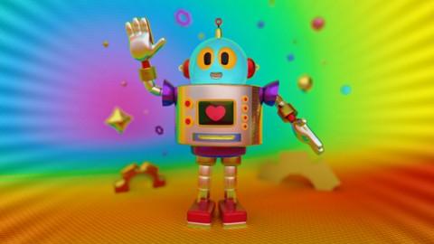 MASTER Intro al diseño de Personajes 3D en Autodesk Maya