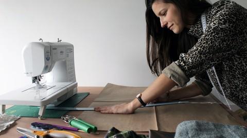 Masterclass de Costura, Patronaje y Diseño - Parte 1 -