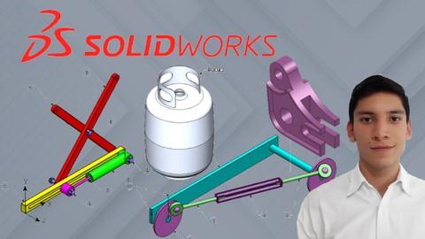 Masterea la Certificación de SolidWorks CSWA Diseño Mecánico