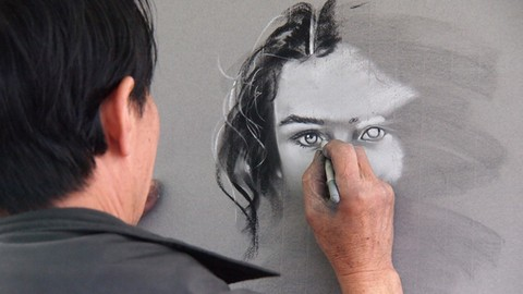 Mega Curso de Dibujo Artístico, Aprende a Dibujar Increíble