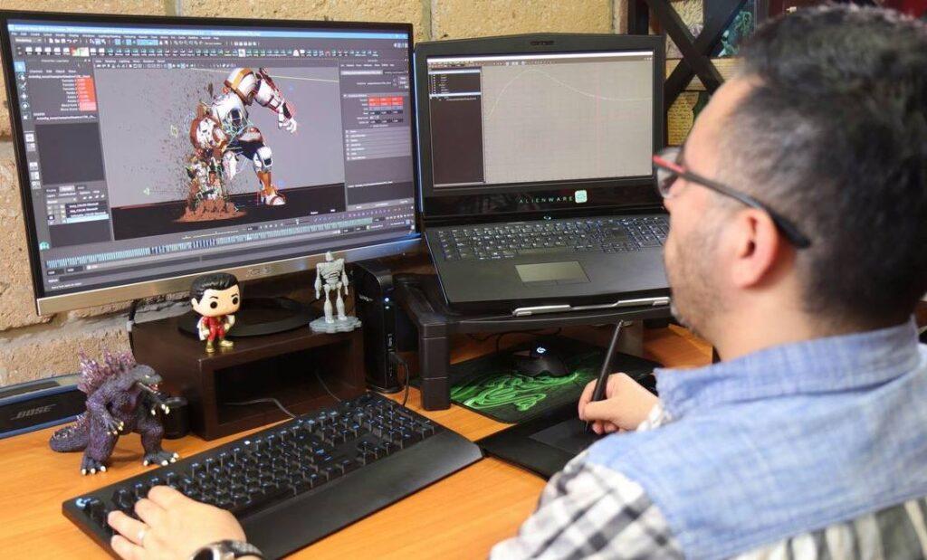 mejores cursos de animacion digital en linea