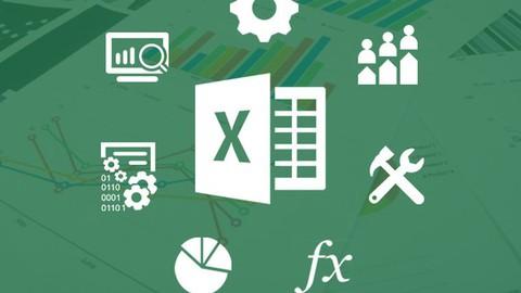 Microsoft Excel - Desde Básico a Avanzado