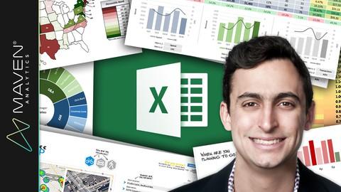 Microsoft Excel - Fórmulas y Funciones Avanzadas en Excel