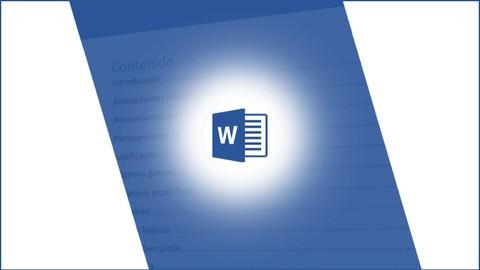 Microsoft Office Word 2016: Parte 3 (Avanzado)