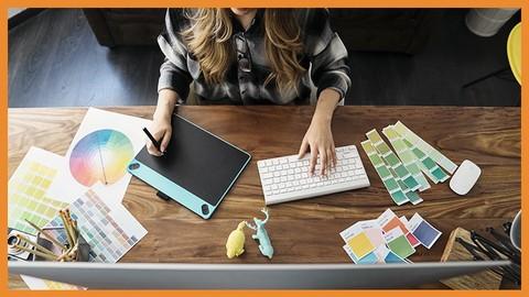 MÁSTER Diseño Gráfico, Editorial, Web, Vídeo, Foto y 3D