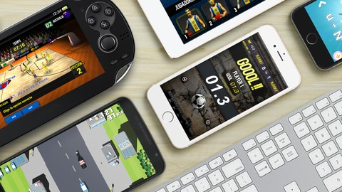 Máster en Programación de Videojuegos con Unity® 2021 y C#