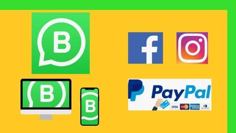 Máster WhatsApp Business, Marketing, Publicidad y Monetizar
