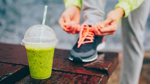 Nutrición Deportiva I