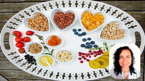 Nutrición Vegetariana y Vegana: Crea tu Dieta Plant Based