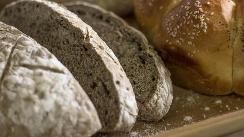 Panes Artesanales. Aprende a hornear panes como un profesional.