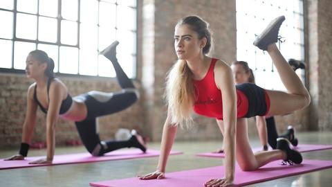 Pilates Suelo - Nivel básico