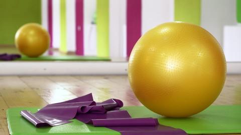 Pilates terapéutico, básico e intermedio