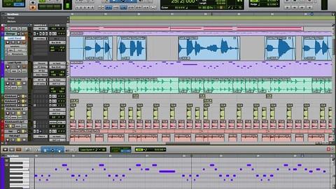 Pro Tools para producción musical y diseño de audio