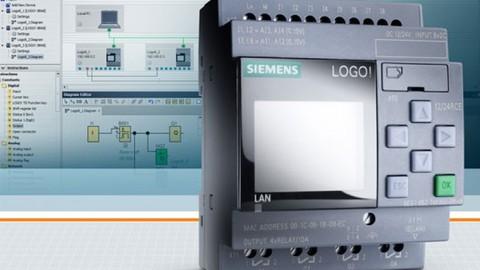 Programación del PLC Logo Siemens. Automatización Eléctrica.